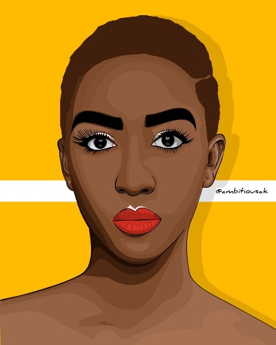 digital art by ambitiousak -the spark youth empowerment platform in nigeria