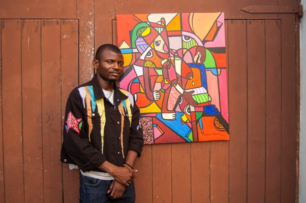 meet olalekan the clothier - the spark youth empowerment platform in nigeria