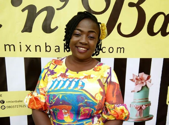 meet Yewande Oyibo the chief caterer - the spark youth empowerment platform in nigeria