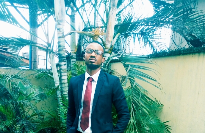 meet Prince the brand promoter - the spark youth empowerment platforms in nigeria