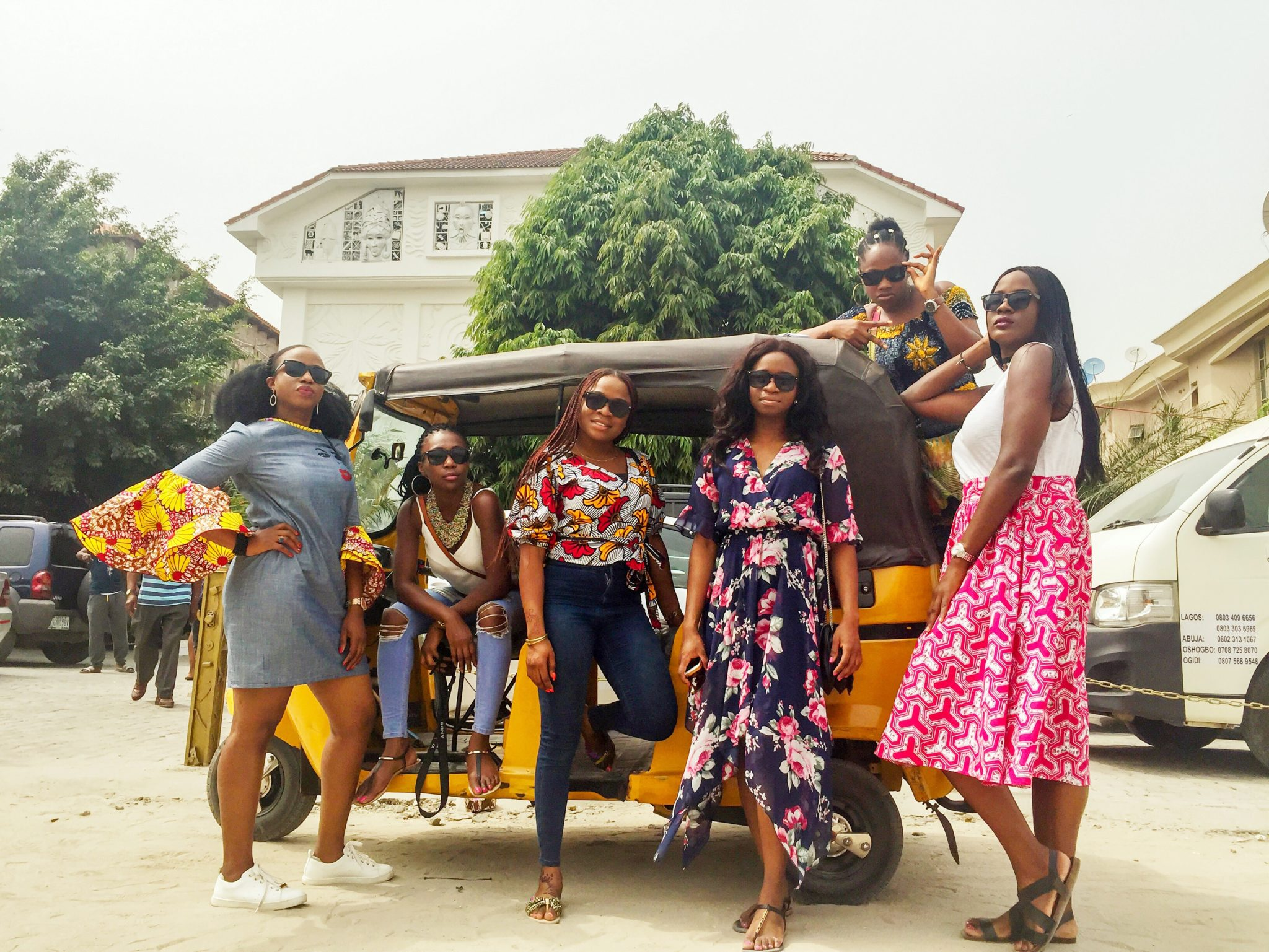 Empowerment through tourism - the spark youth empowerment platforms in nigeria