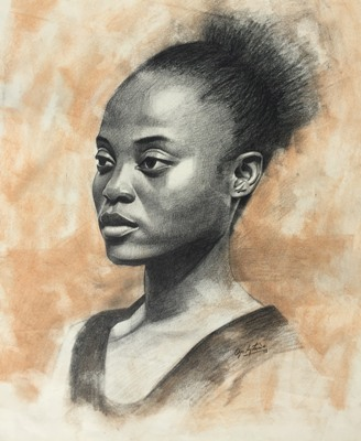 realistic art by Ayotunde - the spark youth empowerment platform in nigeria