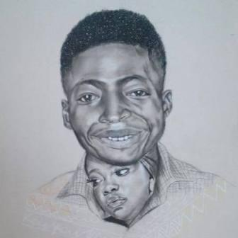 Charcoal Art by Opemipo on The Spark - a Youth Empowerment platform in Nigeria