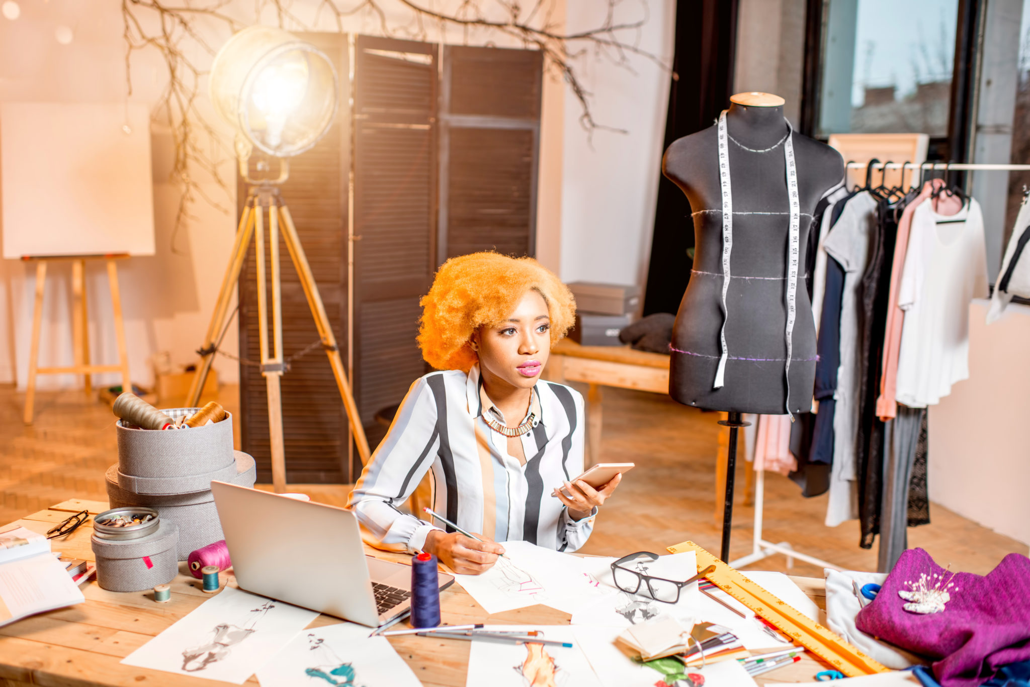 The Business of Fashion - the spark youth empowerment platform in nigeria