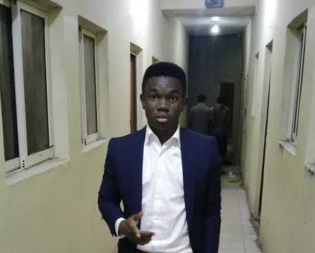 meet Rapkiddah the musician and blogger - the spark youth empowerment platforms in nigeria