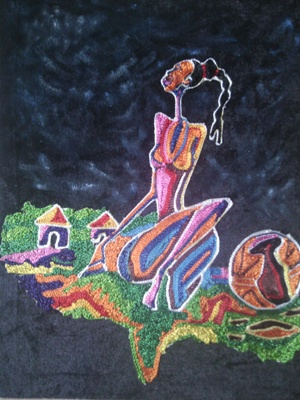 Visual art by Kelvin - the spark youth empowerment platform in nigeria