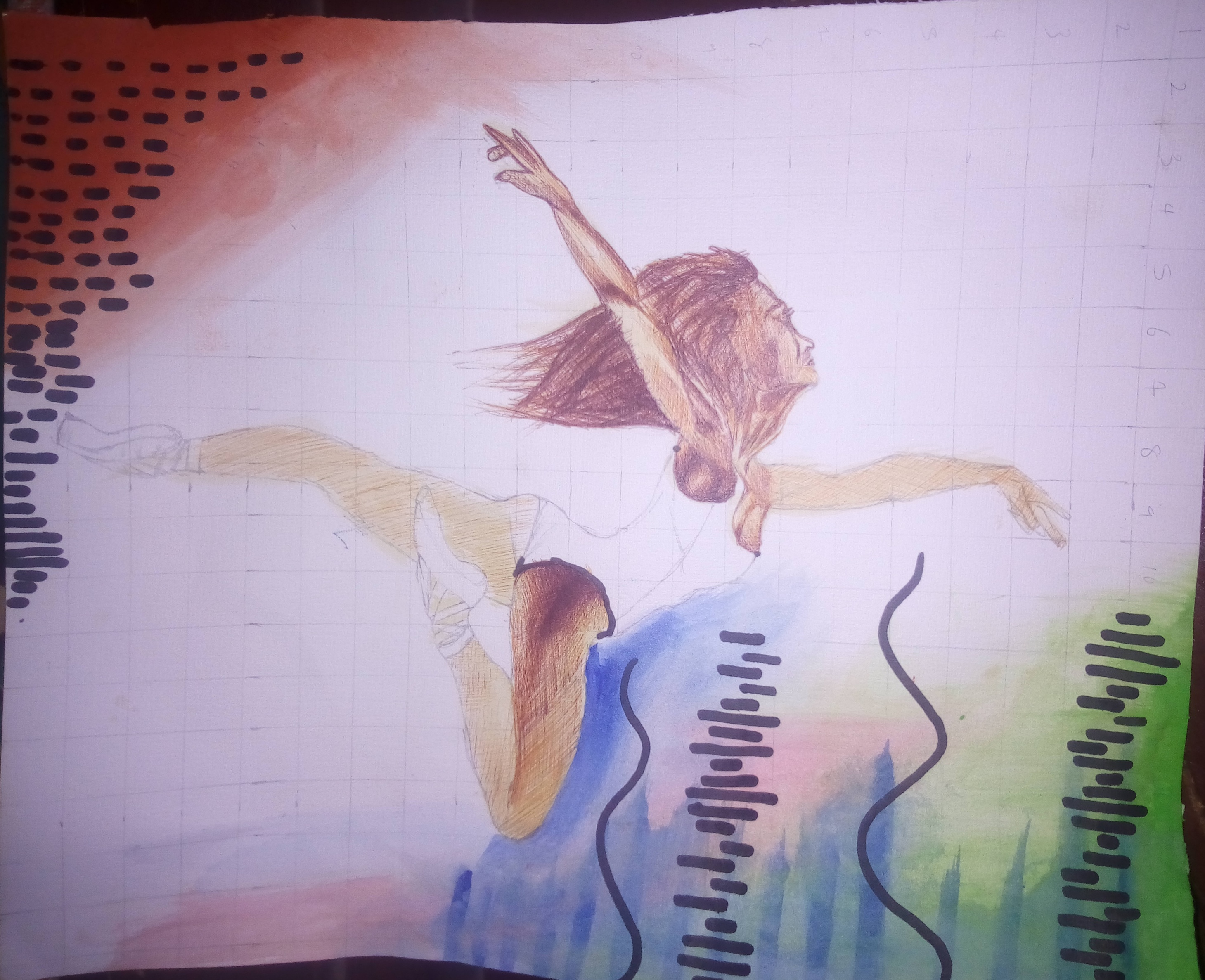 fine art by Abdulwaheed - the spark youth empowerment platforms in Nigeria