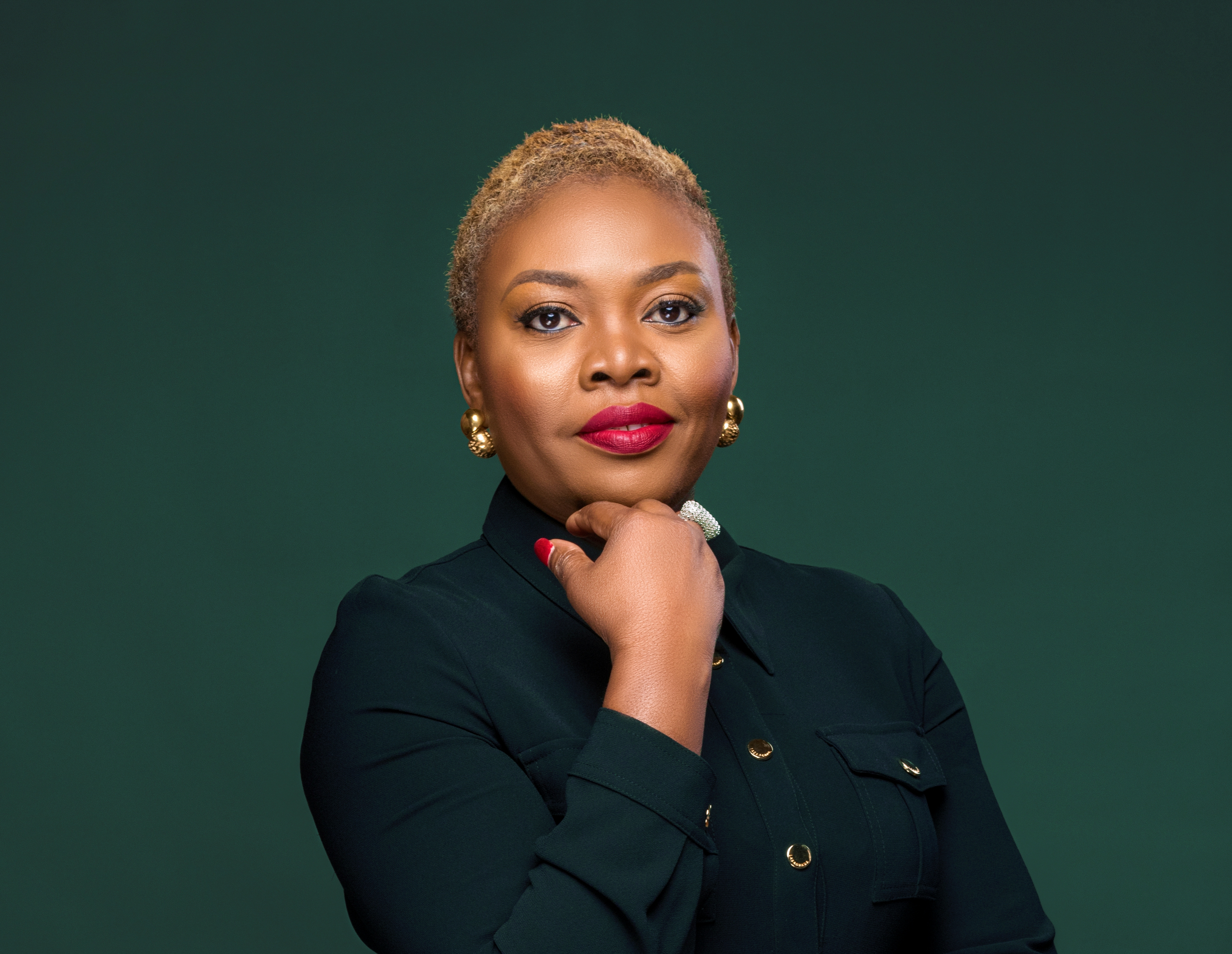 Cherry Eromosele the corporate force - the spark youth empowerment platform in Nigeria